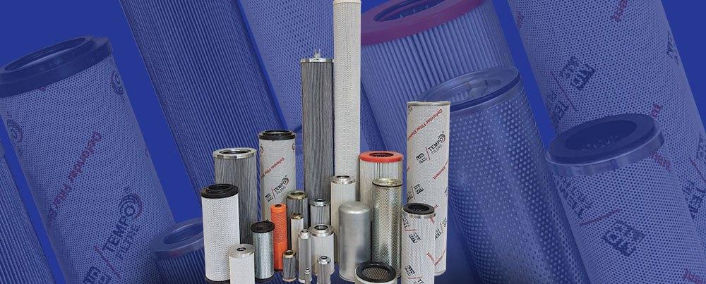 hidrolik filtreler
